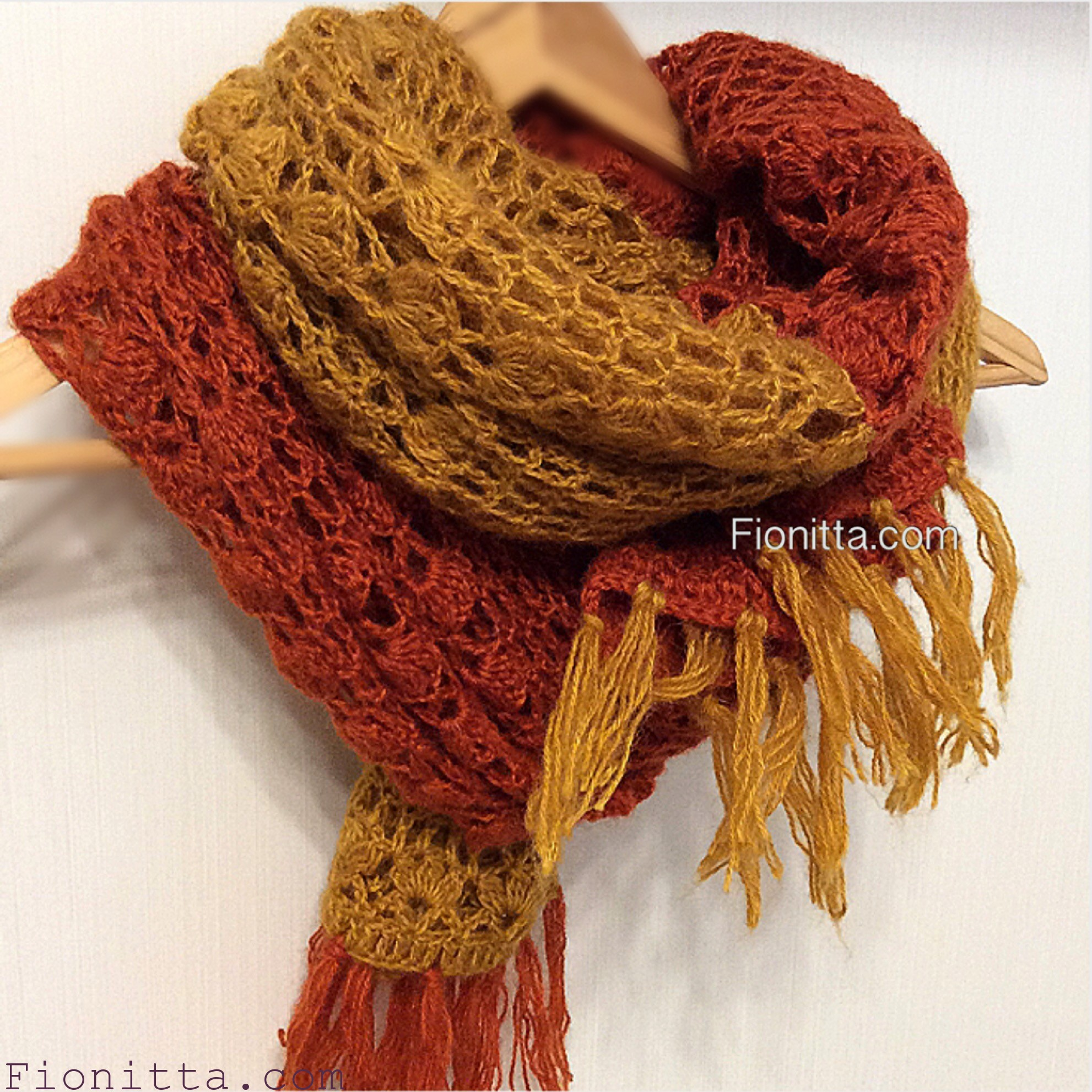 Autumn scarf 2015