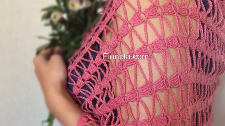 Sweet Harmony Shawl by Fionitta