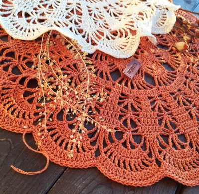 Step by step : the beautiful doily