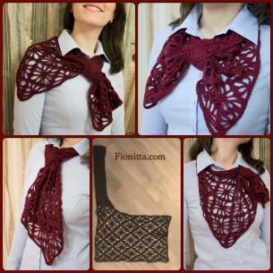 Neck scarves