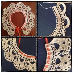 My crochet collars
