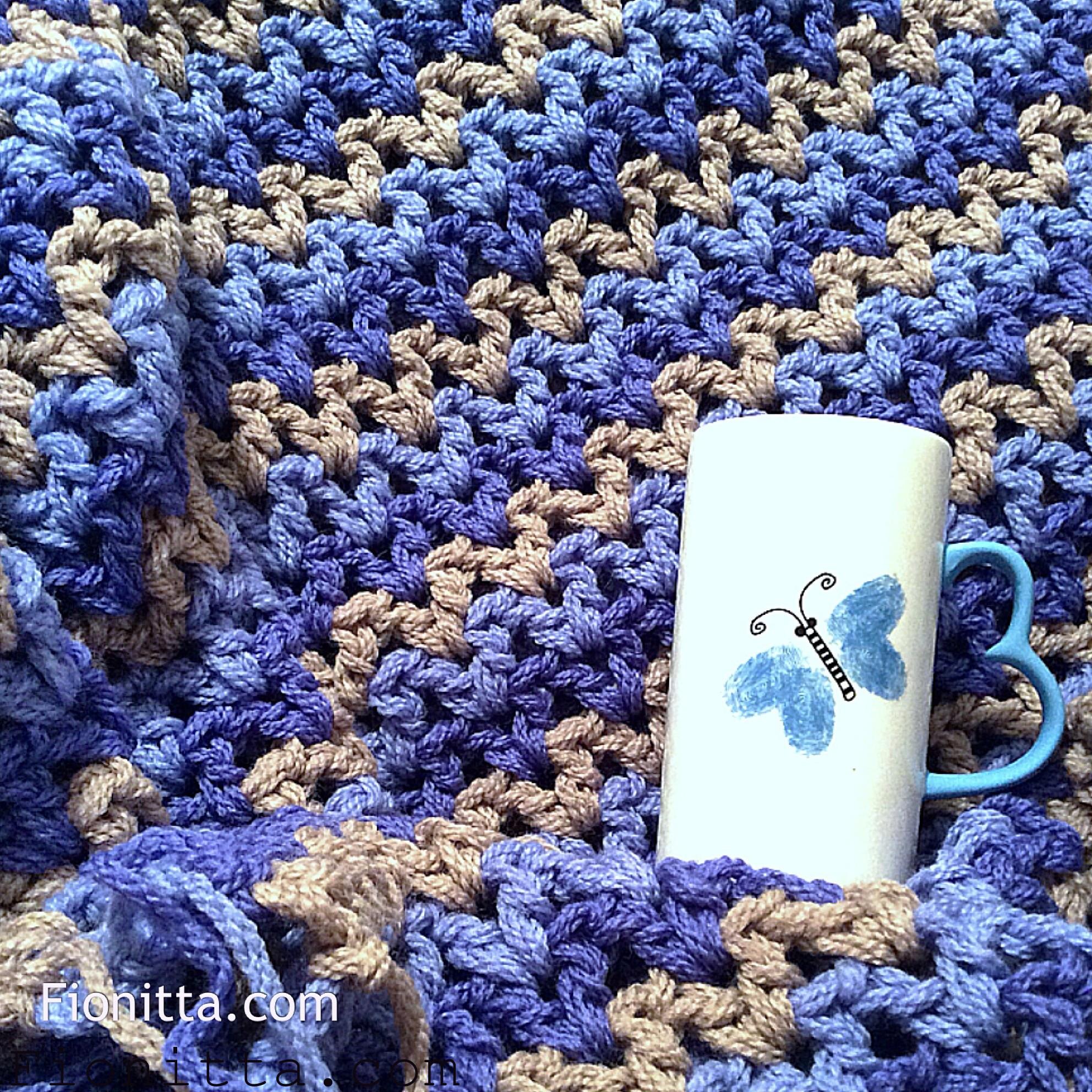 My V-stitch